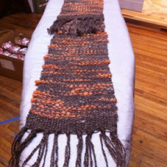 Scarf #5  That 70's Scarf!