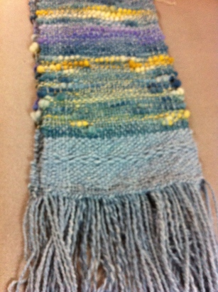 Merino Alpaca scarf