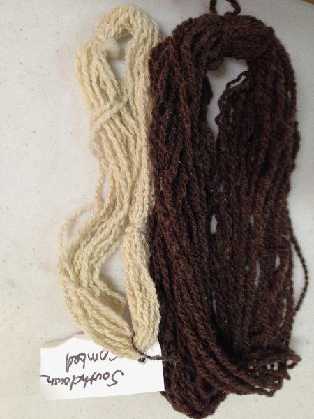 combed southdown